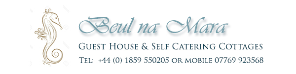 Beul na Mara Guest House & Self Catering